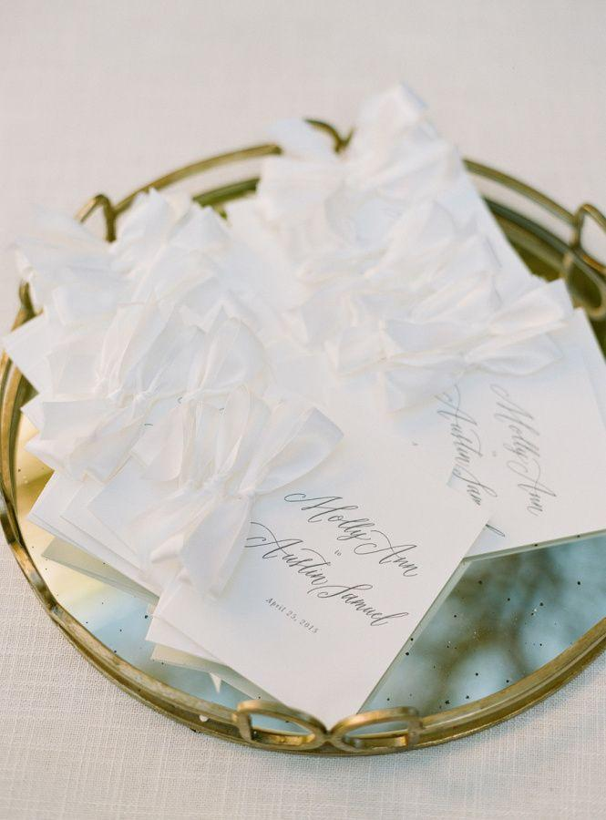 """Свадьба - See Why We're Deeming This Wedding """"Impossibly Chic"""""""