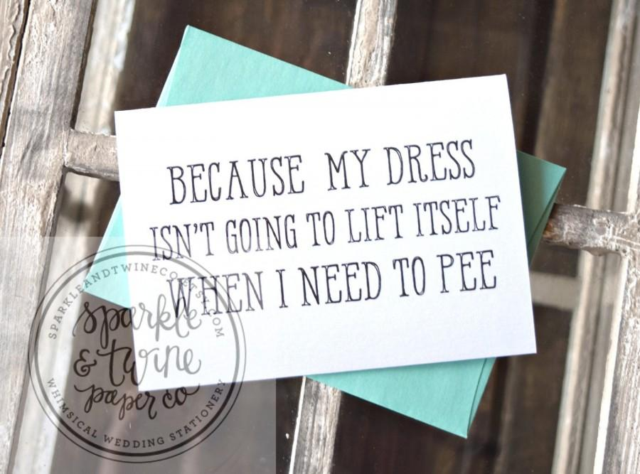 Bridesmaid Proposal Card  Funny Will You Be My Bridesmaid Card  I Can t Say  I Do Without You Card  Bridesmaid Thank You Card. Bridesmaid Proposal Card  Funny Will You Be My Bridesmaid Card  I