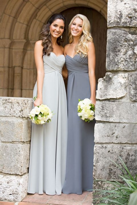 زفاف - 20 Inspirational Styles For Your Beautiful Bridesmaids