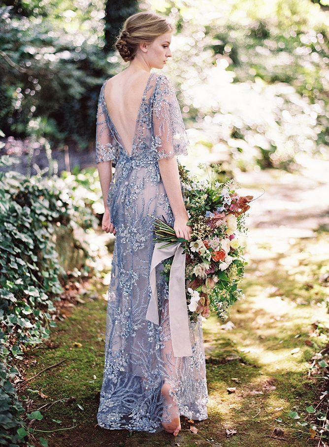 زفاف - Wedding Flower Inspiration From The Amy Osaba Workshop - Once Wed