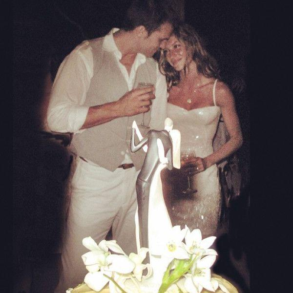 Свадьба - Gisele Bündchen Gives Rare Glimpse Of Wedding Day (and Dress!)
