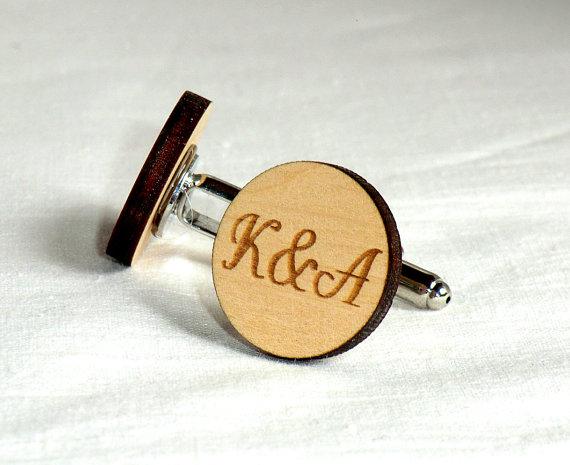 Wedding Gift Cufflinks For Groom : Groomsmen Gift Groom Gift Cuff Links Wedding Cufflinks Wedding Gifts ...
