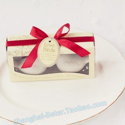 Wedding - 爱情小鸟调味瓶 胡椒瓶TC026欧式创意婚礼回礼 情人节派对小礼物