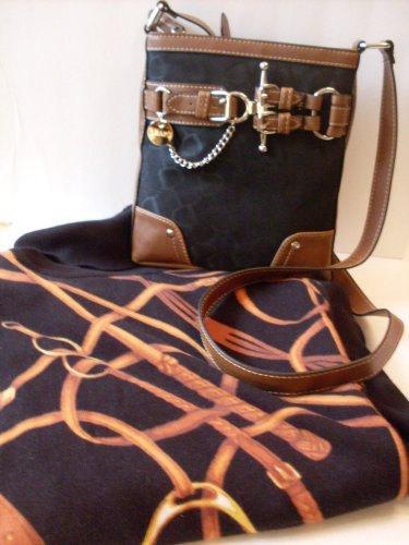 Свадьба - Equestrian Crossbody  Shoulder Bag Purse  Bostonbackbay  We Ship Internationally