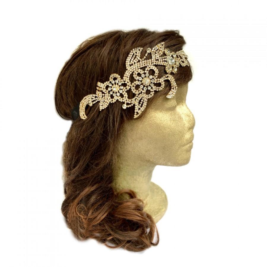 how to make a 1920s headband