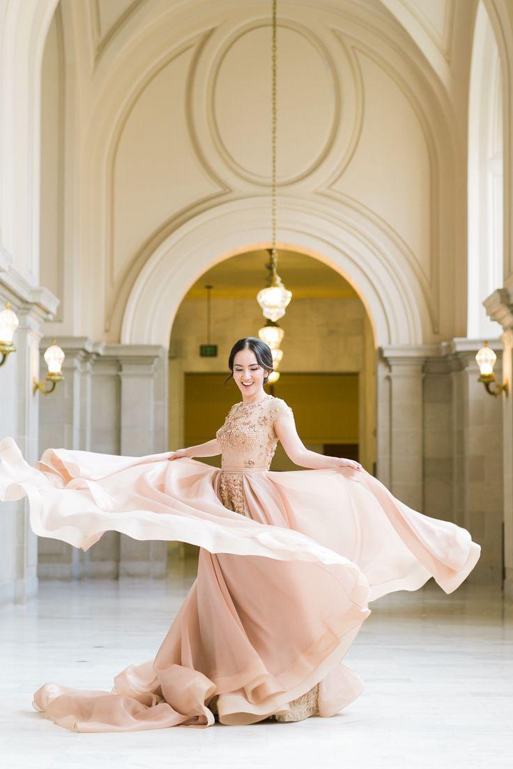 Mariage - Elegant San Francisco Engagement Session