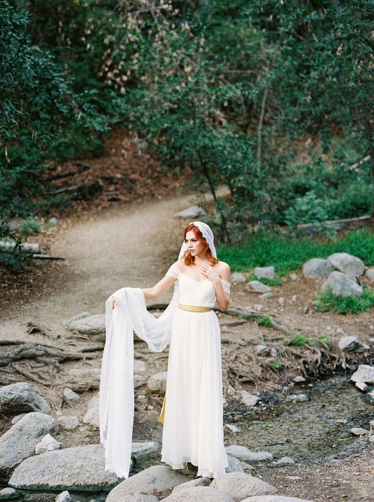 Boda - Elegant & Organic Mountain Bridal Inspiration