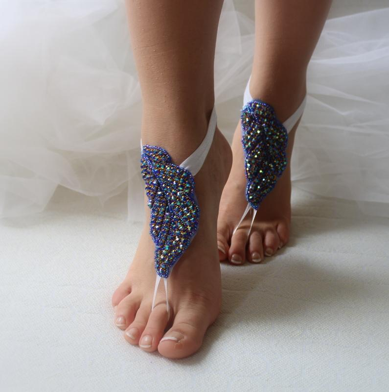 Mariage - anklet