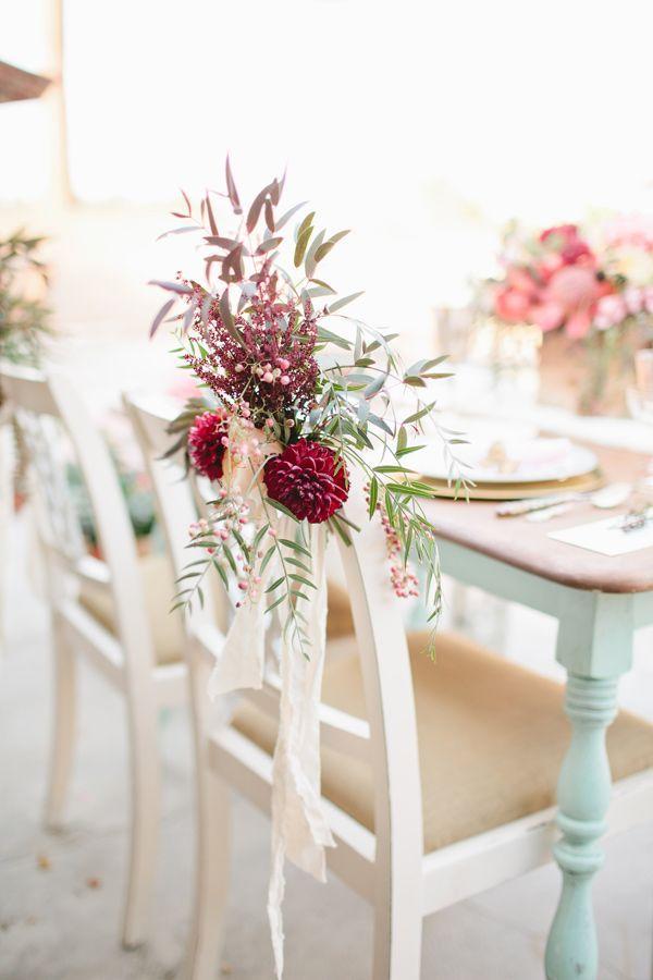 Mariage - Garden Romance Wedding Inspiration