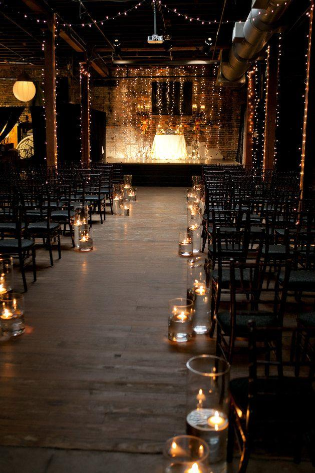 Hochzeit - 18 Impossibly Romantic Ways To Use Candles At Your Wedding
