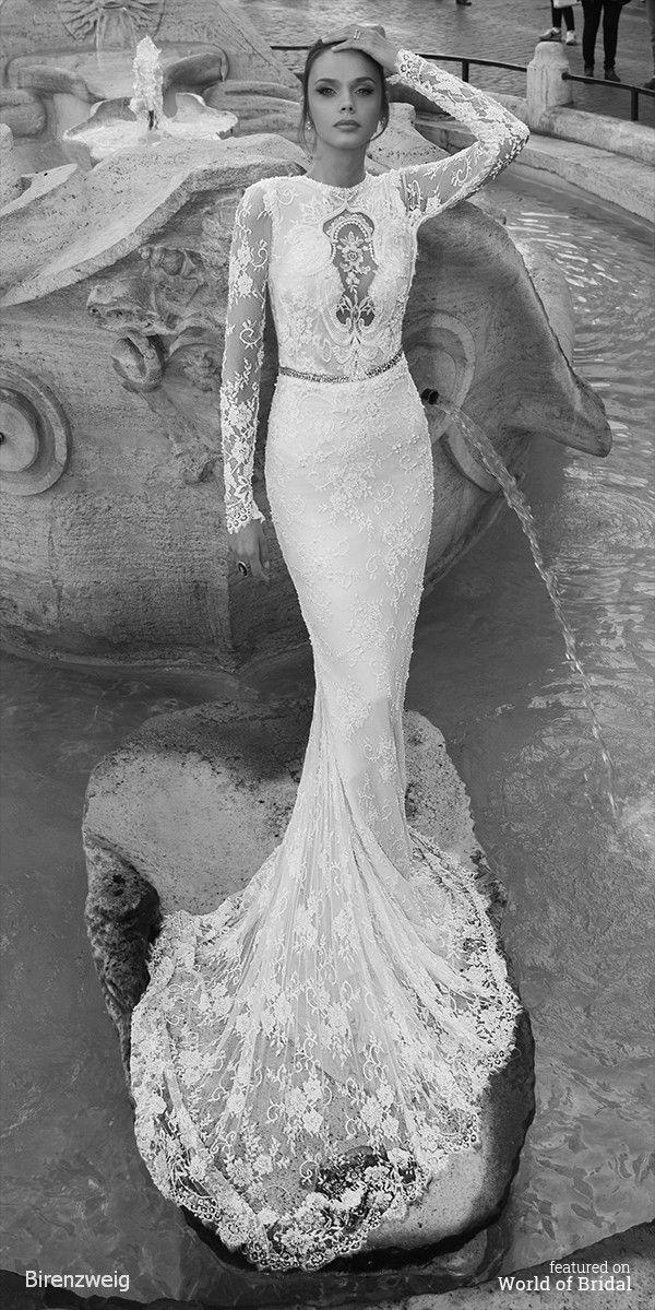 زفاف - Birenzweig 2016 Wedding Dresses Rome Collection