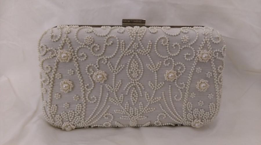 Wedding - Bridal clutch