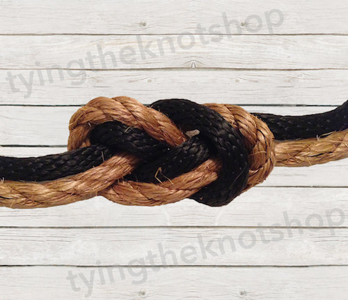 Mariage - Tying the Knot Wedding Ceremony, Infinity Knot Kit, Nautical Wedding, Rustic, Alternative Wedding Ceremony, Wedding Rope, Patent Pending