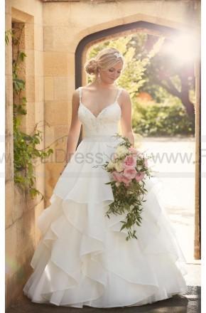 Hochzeit - Essense of Australia Wedding Ball Gown Style D2073