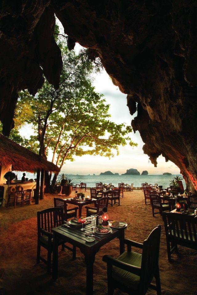 Свадьба - The Grotto At Rayavadee