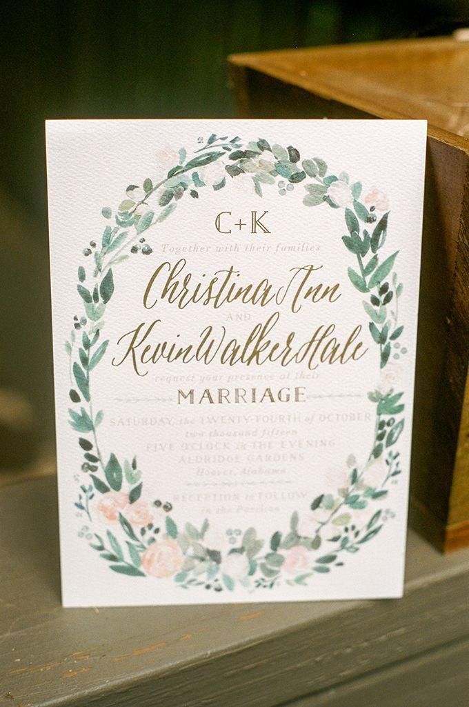 Mariage - Romantic Fall Garden Wedding