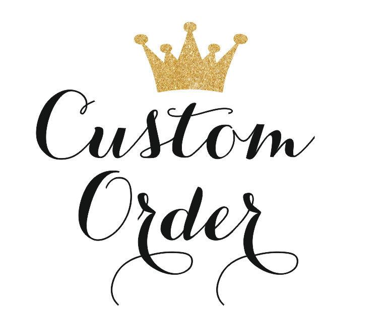 Mariage - Your custom topper Custom Wedding Cake Toppers