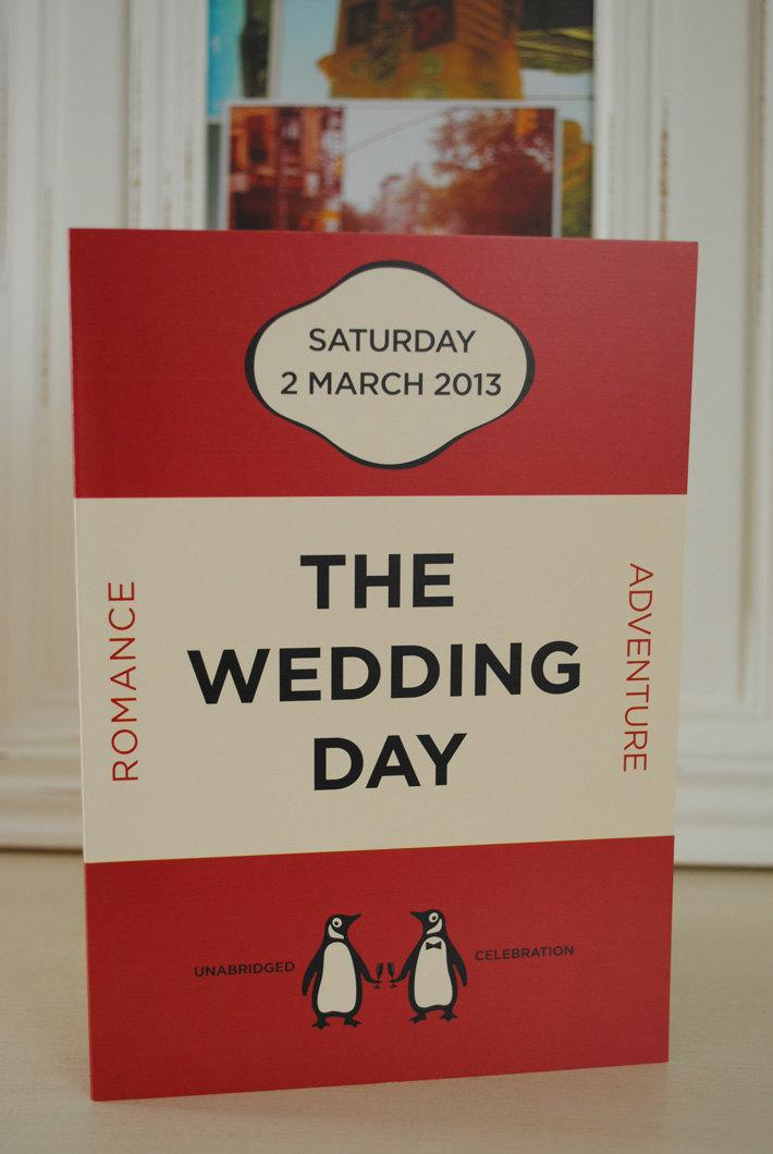 Wedding - Penguin Books Wedding Cards