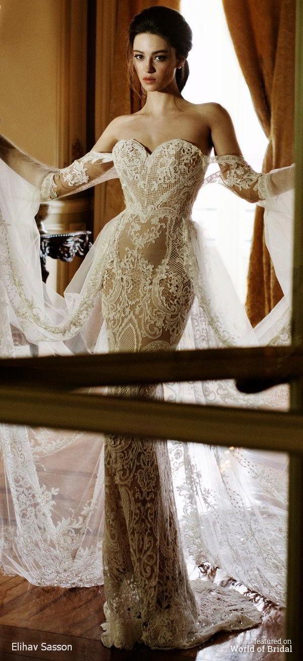 Mariage - Elihav Sasson 2016 Wedding Dresses