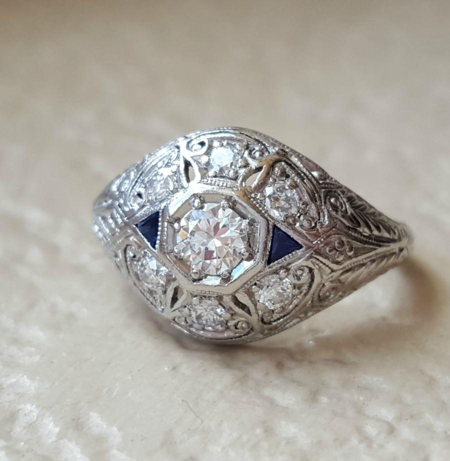 jewelry ring blue sell diamond wedding your appraisal gold sapphire rings rare for free engagement cash