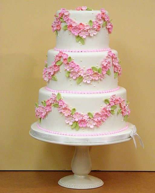 Mariage - Cakes - Beautifully Decorated
