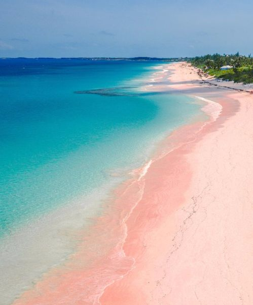 Mariage - Where To Find Pink Sand Beaches (and Black, And Green...)