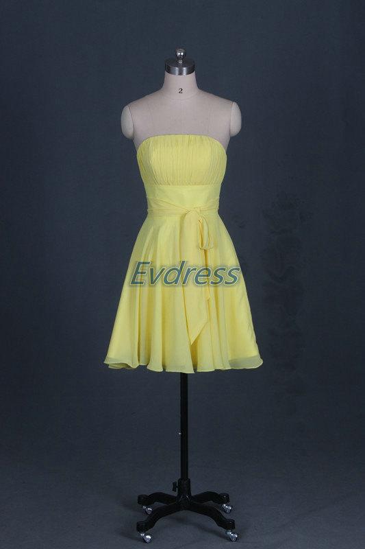 cute prom dresses 2016 women dresses yellow yellow