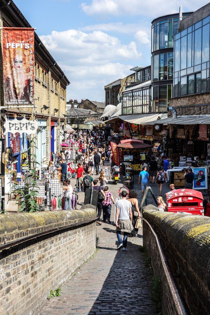 Mariage - Camden Market