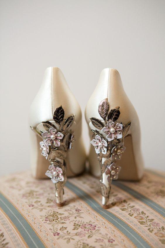 db3630da8bf Shoe - 100 Pretty Wedding Shoes From Pinterest  2501582 - Weddbook
