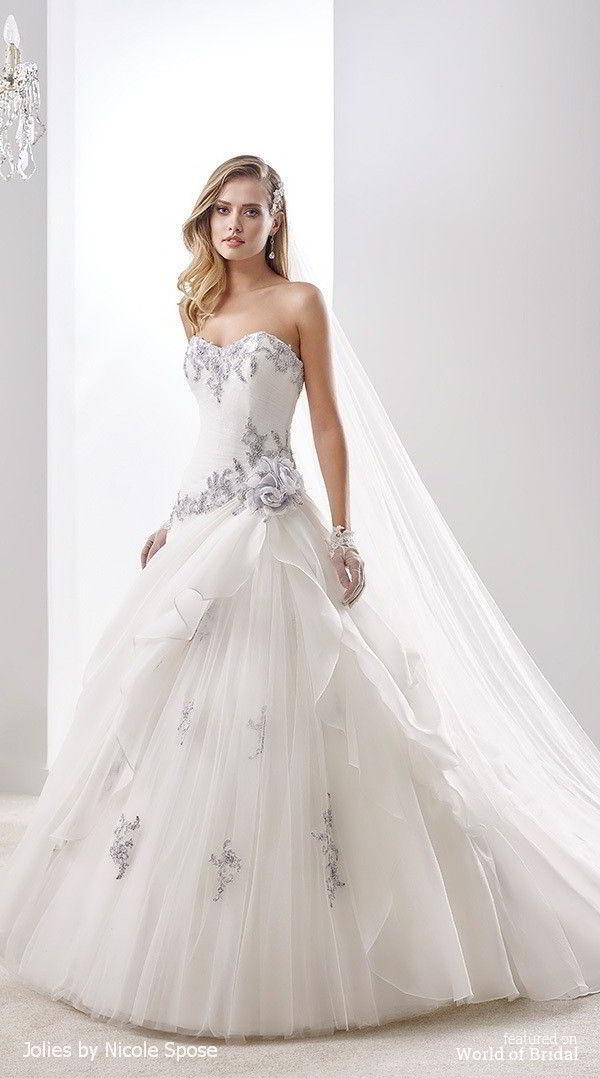 Nicole spose 2016 wedding dresses 2501679 weddbook for Nicole spose wedding dress prices