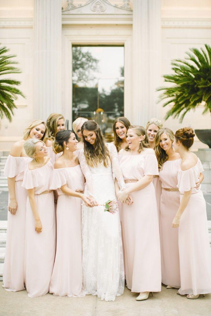 A Boho Chic Wedding At Hotel ZaZa In Houston, Texas