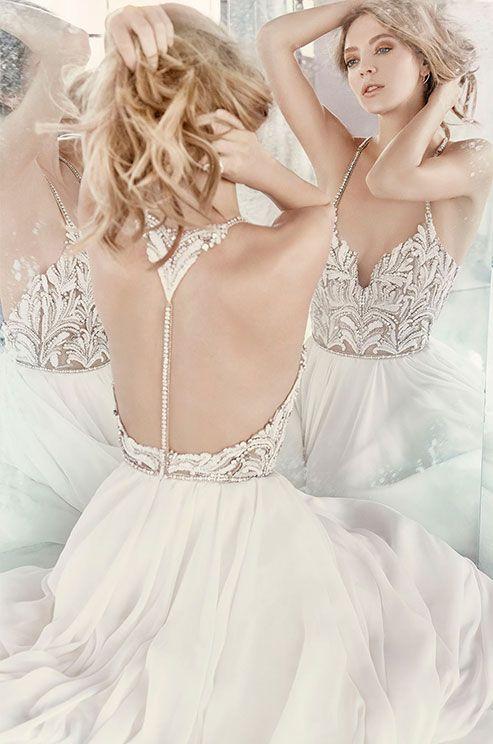 زفاف - Hayley Paige, Spring 2016