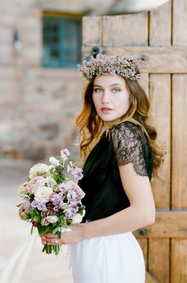 Mariage - This Fashionable   Feminine Boudoir Shoot Is Giving Us Some Major Spring Wardrobe Wishes