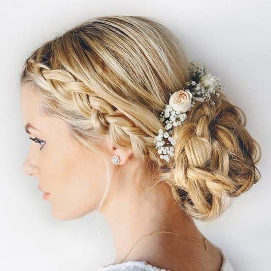 Hochzeit - 45 Romantic Wedding Hairstyles