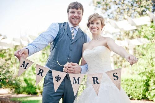 Hochzeit - French-Country Inspired Georgia Wedding - Elizabeth Davis Photography