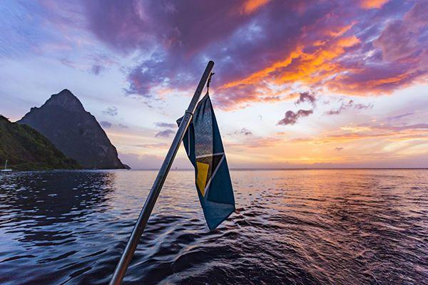 Wedding - Romantic Afternoons In Saint Lucia