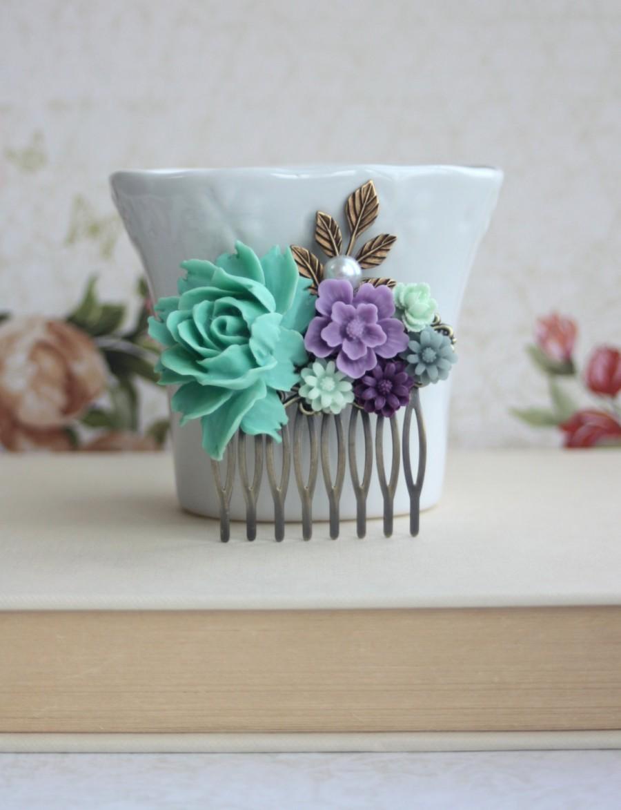Mint Opal Green, Lavender, Lilac, Purple, Amethyst, Mint Mum Flowers ...