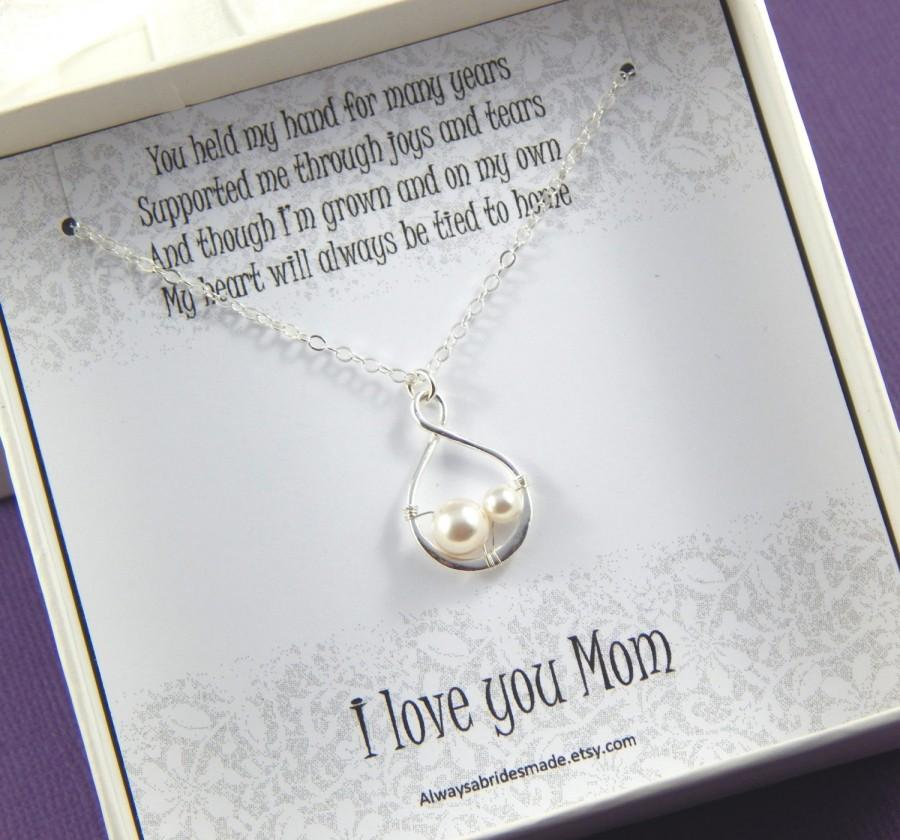 Mariage - Mother Of The Bride Gift - Gift Boxed Jewelry Thank You Gift