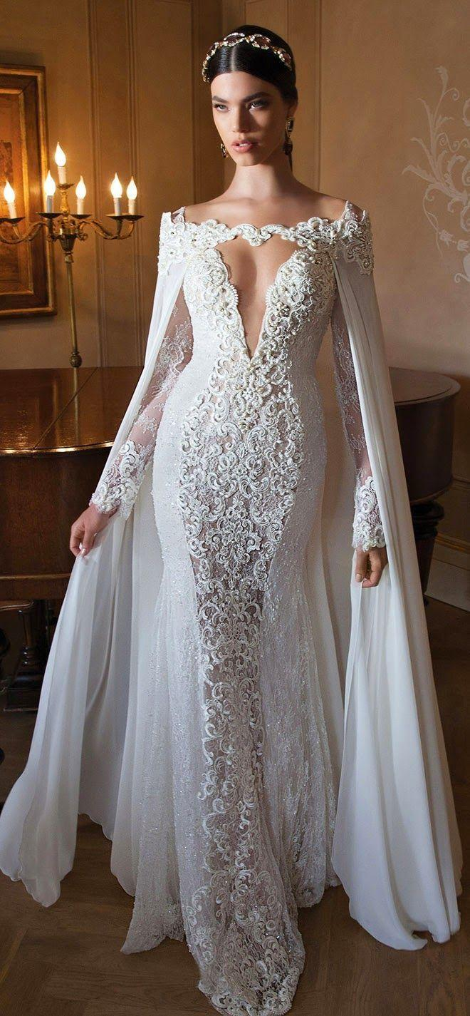 Boda - The Beauty And Awe Of Wedding Gowns – Spring/Summer 2015