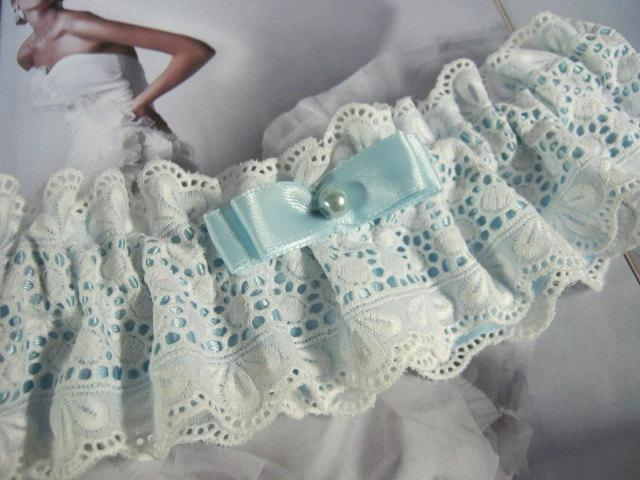 Свадьба - Lace Garter