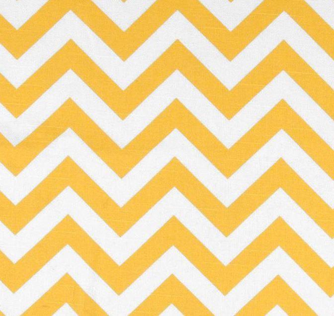 Yellow Napkins Wedding Chevron Table Centerpiece Napkins Linens ...