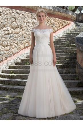 Wedding - Sincerity Bridal Wedding Dresses Style 3889