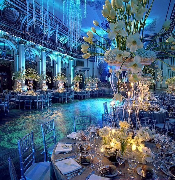 Wedding - Disney Wedding Inspiration With Ariel