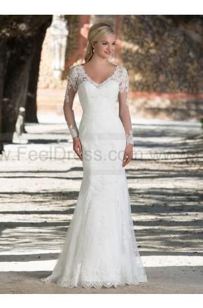 Wedding - Sincerity Bridal Wedding Dresses Style 3898