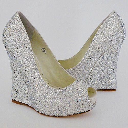 Shoe 2014 Wedges Shoes For Wedding 2504795 Weddbook