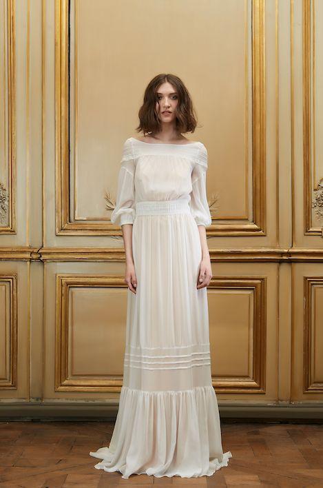 Свадебное платье 70