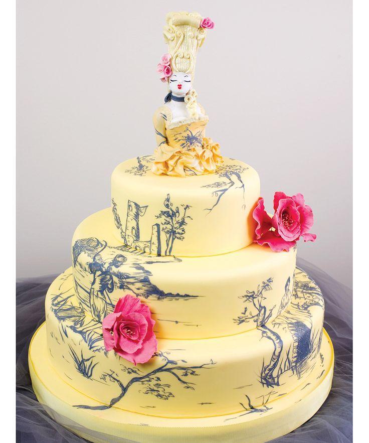 pictures the fanciest wedding cakes ever 2505078 weddbook. Black Bedroom Furniture Sets. Home Design Ideas