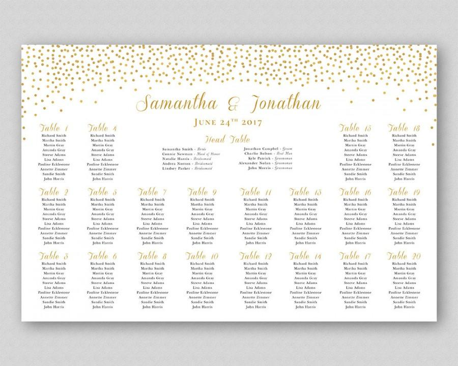 Doc736541 Wedding Seating Chart Printable 17 Best ideas about – Wedding Seating Chart Printable