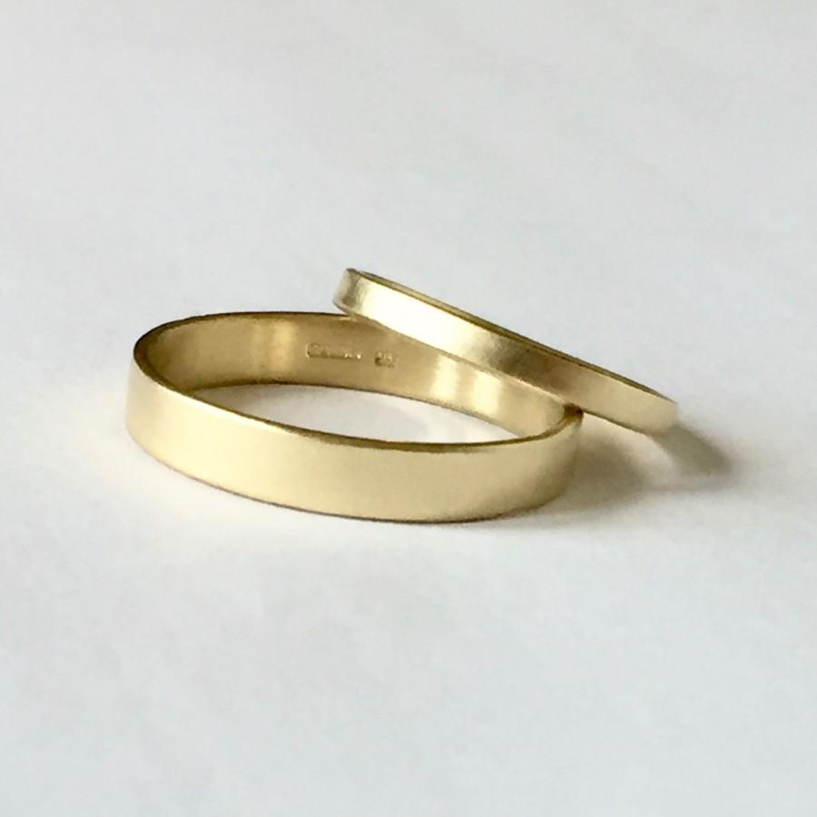 pics bluestone bands com ring rings plain gold the gioia