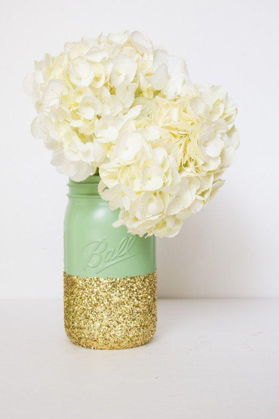 Hochzeit - Pretty Mason Jar